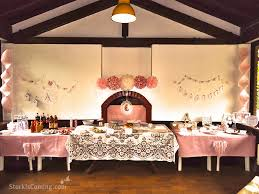 A Rustic Chic Vintage Christening Party For My Baby Girl