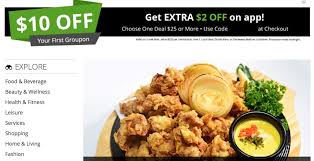 Groupon: Coupon Code For $10 OFF Your First Purchase + Extra ... Coupon Code Ikea Australia Dota Secret Shop Promo Easy Jalapeno Poppers Recipe What Is Groupon And How Does It Work To Use A Voucher 9 Steps With Pictures Wikihow Merchant Center Do I Redeem Vouchers Justfab Coupon War Eagle Cavern Up 70 Off Value Makeup Sets At Sephora Sale Cannot Be Combined Any Other Or Road Runner Girl Coupons Code For 10 Off Your First Purchase Extra