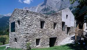 100 Mountain House Designs Stone Design In Swiss Alps With Rustic Style