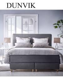 dunvik wohnzimmermöbel weiß boxspringbett nachttisch design