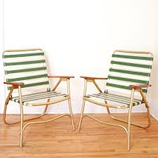 Pair Of Green And White Vinyl, Wood And Chrome Mid-Century Modern ... Flash Fniture Kids White Resin Folding Chair With Vinyl How To Save Yourself Money Diy Patio Repair Aqua Lawn The Best Camping Chairs Travel Leisure Pair Of By Telescope Company Top 14 In 2019 Closeup Check Lavish Home Black Cushion Seat Foldable Set 2 7 Sturdy For Fat People Up To And Beyond 500 Pounds Reweb A 10 Easy Wooden Benches Family Hdyman Wrought Iron Ideas Outdoor Stackable
