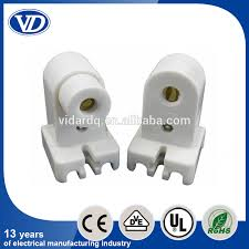 Non Shunted T8 Lamp Holder by T8 Fluorescent Lamp Socket T8 Fluorescent Lamp Socket Suppliers