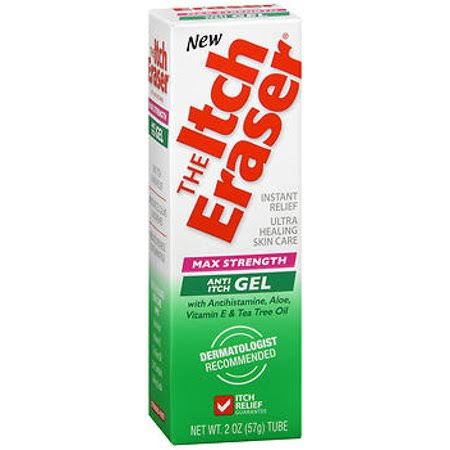 Tenders The Itch Eraser Gel Max Strength - 2oz