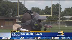 Virginia Union Prepares For Football Season