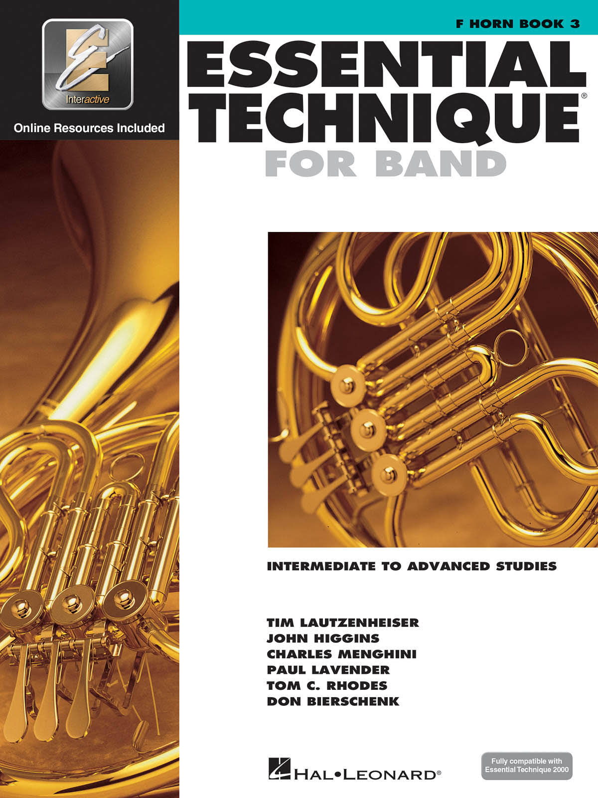 Essential Technique 2000 Book 3 for French Horn - Hal Leonard