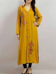 Simple Dresses For Pakistani Girls 2018 2019