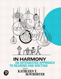 In Harmony Reading And Writing 3rd Edition
