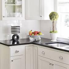 White Cabinets Dark Gray Countertops by Kitchen Cool Baa93e 1 Contemporary Kitchen Backsplash For White