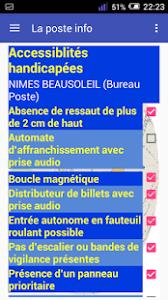 bureau de poste 75016 la poste fr info android apps on play