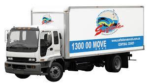 Removals Fleet | Surfside Removals & Storage Gosford