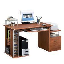 Techni Mobili Desk W Retractable Table by Techni Mobili Desks And Home Office Furniture Ebay
