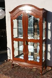 A French Provincial Mahogany Armoire Mirrored & Glazed Display ... Wardrobe French Wardrobes For Sale Frightening Exotic Mirror Amazing Free Standing Jewelry Armoire Design French Provincial Armoire Abolishrmcom 1780s Bonnetiere Single Door Antiques Extraordinary Antique Mirrored Glass Fniture Favorable Liquor Cabinet Made From An Old Tv Unit Home And Yard Computer Desk Style Med Art Posters Brilliant Bedroom Gratify