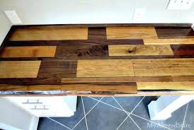 Reclaimed Wood Desk Top Office Furniture Modern Custom Reclaimed Wood Desk Top Winterwarmer Co Onsingularity Com