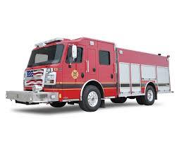100 Pink Fire Trucks Mitchell SD Heiman