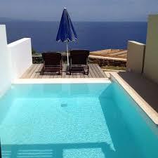 chambre d hotel avec piscine privative accueil chambre supérieure avec piscine privée une des