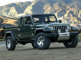 2005 Jeep® Gladiator Concept | Jeep Concept Vehicles - The Jeep Blog