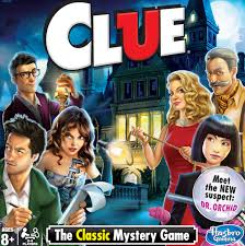 Meet The New Character In Classic Board Game Clue