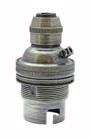 Ebay Antique Lamps Vintage by Bayonet Bc B22 Lamp Holder Bulb Socket Brass Bronze Nickel