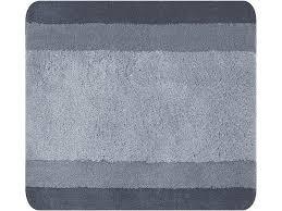 spirella badteppich balance 55 cm x 65 cm grey