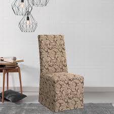 Sure Fit Scroll T Cushion Sofa Slipcover by Sure Fit Scroll Dining Room Chair Slipcover Free Shipping On