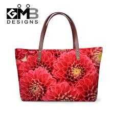 low cost chrysanthemum handbags for girls teen flower shoulder