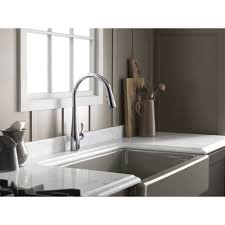 Peerless Kitchen Faucet Instructions by Bathrooms Design Delta Roman Tub Faucet Leland Kitchen Chrome