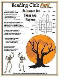 Poems About Halloween That Rhymes by Más De 25 Ideas Increíbles Sobre Halloween Rhymes En Pinterest