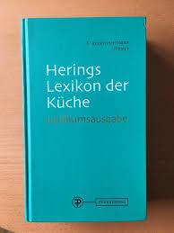 herings lexikon der küche jubiläumsausg kaufen auf ricardo