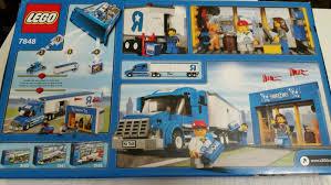 100 Lego Toysrus Truck LIMITED EDITION Toys R Us 7848 NIB 1763568802