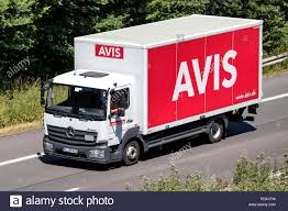 100 Enterprise Rental Truck MercedesBenz Atego Of Avis On Motorway Avis Is An American Car