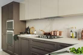 moderne landhausküche marinara massivholz küche l form braun