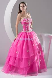 Free Shipping 2014 New Design Dresses To Prom Hot Appliques Night Dress Custom Size Bridal Gown Plus Ball In From Weddings