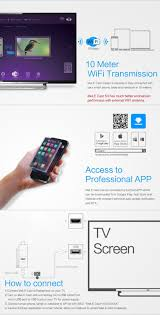 MeLE S3 Wireless Display Dongle Cast Smart TV Stick AirPlay
