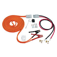 100 Tow Truck Jumper Cables SafeTConnect Jump Start Kits And Components