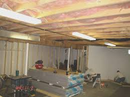 100 Exposed Joists Endearing Soundproofing Basement Ceiling Cheap 2 1st Floor