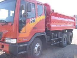 Used Daewoo Dump Truck (15T) - Haechan Indus Co., Ltd