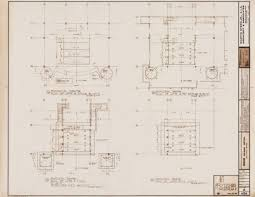 Mgm Grand Hotel Floor Plan by Unlv Libraries Digital Collections Architectural Drawing Of The
