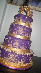 Full Size Of Wedding Cakespurple Cakes With Bling Purple And Gold