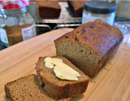 Healthy Maine Pumpkin Bread by Pumpkin Mom Makes