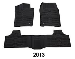 Jeep Commander Floor Mats Oem by Jeep Grand Cherokee Slush Floor Mats Mopar Wk2slushmats