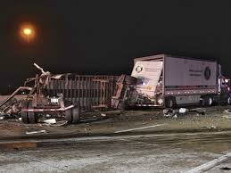 Driver Killed After His Semi-truck Flips In Northwest Indiana ... Crane Trucks For Sale Truck N Trailer Magazine 2003 Volvo Vnl Semi Truck Item 3638 Sold November 3 Mid Semi Trucks For Sale In Indiana Youtube Jordan Sales Used Inc 2014 Freightliner Cascadia 125 Sleeper 576308 American Historical Society Cventional Day Cab Home M T Chicagolands Premier And Inventory Ran Doubles Triples On The Itr Pinterest