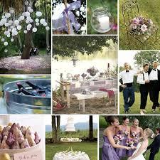 Outdoor Garden Wedding Ideas