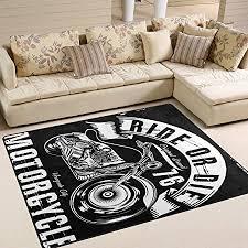 jstel ingbags weicher moderner motorrad teppich wohnzimmer schlafzimmer teppich für kinder spielen solide home decorator bodenteppich matte und