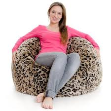 Get An Adult Size Or Kids Giant Fluffy Bean Bag In Many Styles And Colours We Have Pink Black Cream Brown Even Leopard Print Zebra