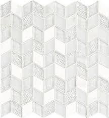 shop carrara pinwheel marble mosaic basketweave wall