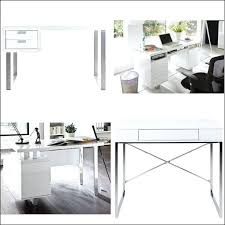 bureau blanc laqué brillant bureau laque blanc meetharry co