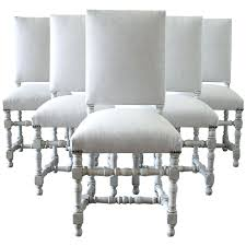 Upholstered Dining Chairs Fabric Upholstered Dining Chairs ...