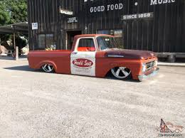 100 Ford Unibody Truck For Sale PATINA F100 UNIBODY BILLET WHEELS