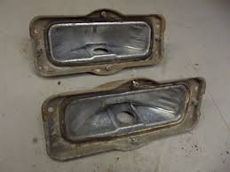 Vintage Car & Truck Parts : Lighting & Lamps : Turn Signals On Auto ...