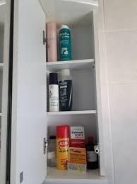 dreitüriger spiegelschrank fürs bad savin in 44894